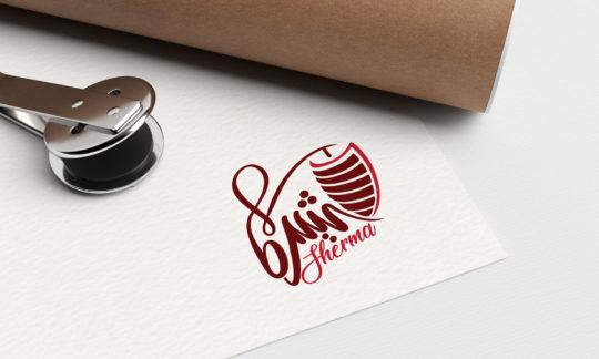 تصميم شعار محل شاورما
